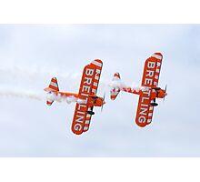 Breitling Bi-Planes Photographic Print
