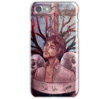 Save Will Graham. iPhone Case/Skin