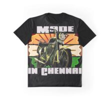 Royal Enfield - Made in Chennai Graphic T-Shirt