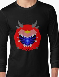 Doom Cacodemon Long Sleeve T-Shirt