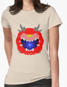Doom Cacodemon Womens Fitted T-Shirt