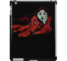 Happy Halloween The Tombs are Open Greeting   iPad Case/Skin