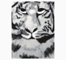 Tiger One Piece - Short Sleeve