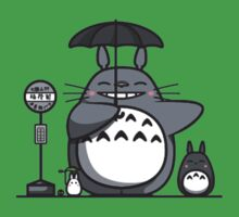 Totoro My Neighbour One Piece - Short Sleeve