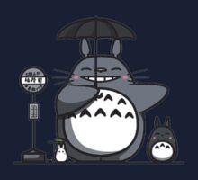 Totoro My Neighbour One Piece - Short Sleeve