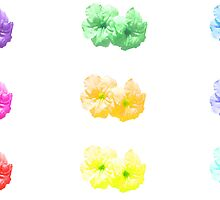 Petunias by Raghav Suri