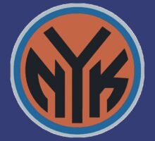 NEW YORK KNICKS LOGO by Tizza