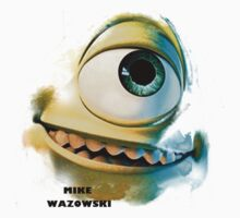 Mike Wazoski by Leti Mallord