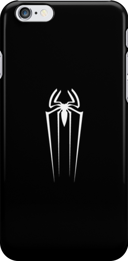 Spider-Man Logo iPhone Case 3.0 by TheTubbyLife