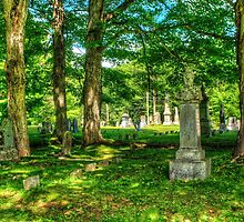 Mt. Repose Cemetary, Montville, Maine by fauselr