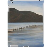 The Calm Water of Akyaka iPad Case/Skin