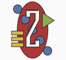 Letter Z by V-Art