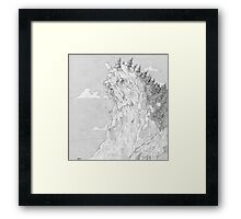 Mountain King Framed Print