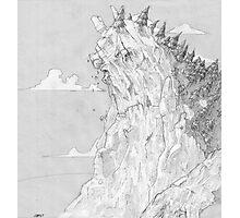 Mountain King Photographic Print