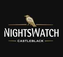 Game of Thrones - Nightswatch by powdesigns