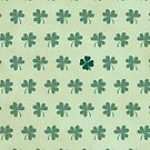 Lucky Clover Pattern by thejoyker1986