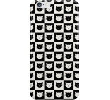 Cat Tiles iPhone Case/Skin