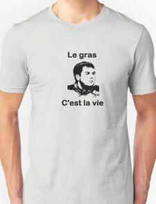 Kaamelott- Le gras Unisex T-Shirt