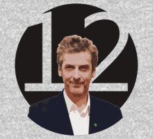 Peter Capaldi - 12th Doctor by ScottW93