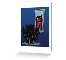 Everyone has a hero.. Greeting Card