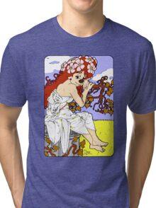 Roxanne Nouveau Tri-blend T-Shirt