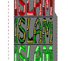 Islam Case For iPhone 5/4/4s/3gs/ Ipod touch 4g by usubmit2allah