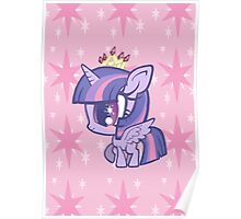 Weeny My Little Pony- Princess Twilight Sparkle Poster