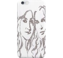 Rizzoli and isles  iPhone Case/Skin
