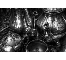 Forgotten Silver Photographic Print