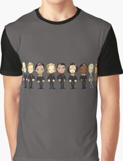 Please state the nature of the medical emergency Graphic T-Shirt