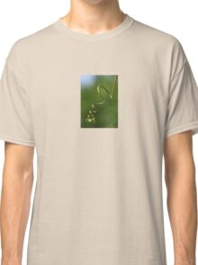 Spring Shaped Passion Flower Tendril Classic T-Shirt