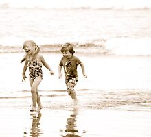 At Play in the Salt Sea by Shasta Bree