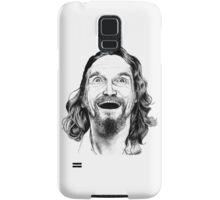 "Jeff ""The Dude"" Lebowski Samsung Galaxy Case/Skin"