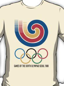 Seoul 1988 Olympics T-Shirt