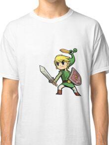 Childhood Destruction (Pokemon, Zelda, Mario) Classic T-Shirt