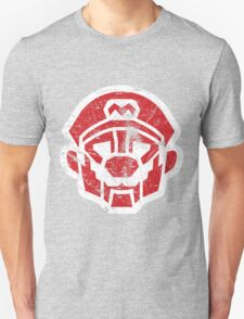 Mariobots... ROLL OUT! (animated version, distressed) T-Shirt
