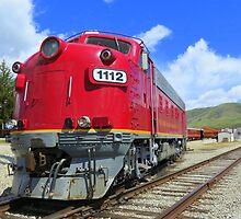 Big Ol' 1112 Tour Train by trueblvr