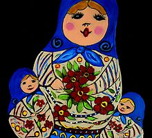 Russian dolls by maggie326