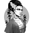 Bride of Frankenstein  by David M