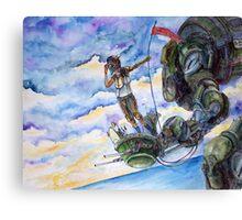Crow's Nest Canvas Print