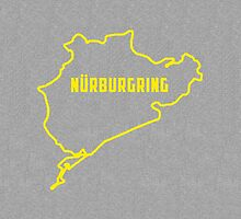 Nürburgring Track (Germany) - Yellow by vincepro76