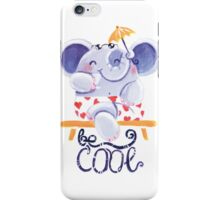Be Cool! - Rondy is relaxing iPhone Case/Skin