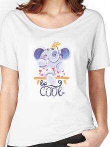 Be Cool! - Rondy is relaxing Women's Relaxed Fit T-Shirt