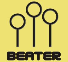 Quidditch Beater by believeluna