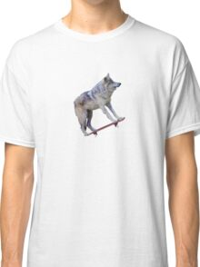 Wolfboarding Classic T-Shirt