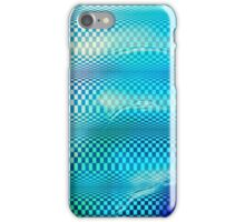 meditation water iPhone Case/Skin