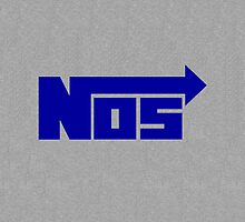 NOS Badge Logo by vincepro76
