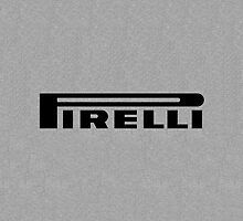 Pirelli Badge Logo by vincepro76
