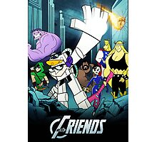 The Justice Friends Photographic Print