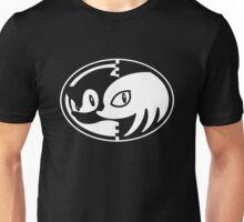 Sonic & Knuckles Monochrome Logo Unisex T-Shirt